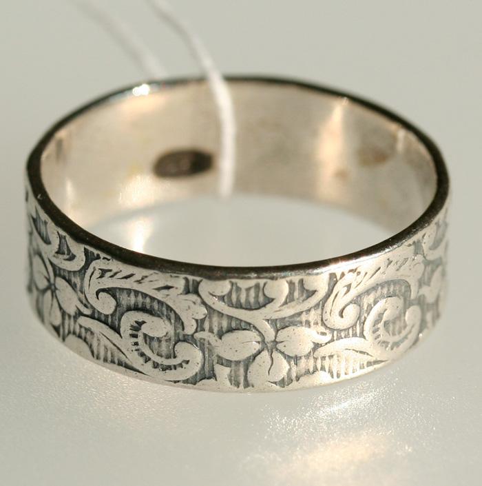 Серебряное кольцо Израиль